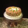 Corporate Cake Carrot Cake Cream Cheese Filling/Frosting Toasted pecans