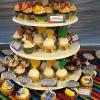 Mexican Fiesta Cupcakes delivered to Ballantyne!